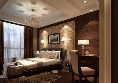 C-005 Example bedroom