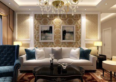C-005 Example livingroom