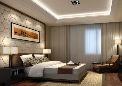 C-007 Example bedroom