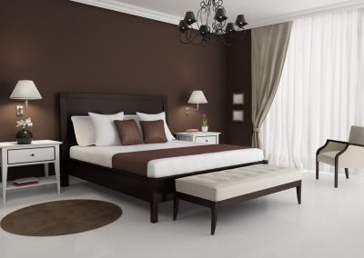 F-004 Example bedroom