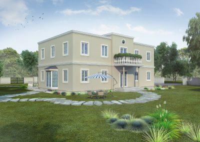 House C-002 Entry