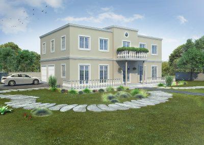 House C-002 Garden