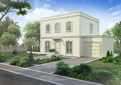 House C-007 Entry