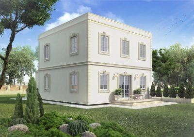 House C-007 Garden