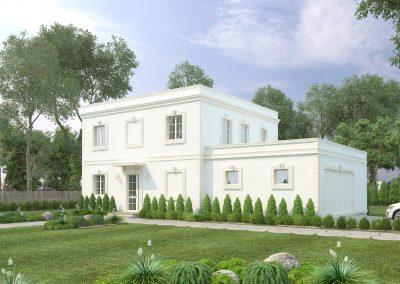 House C-010 Entry