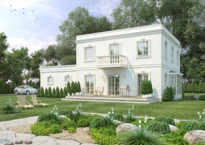 House C-010 Garden