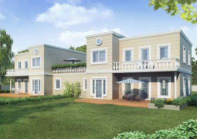 House F-004 Garden