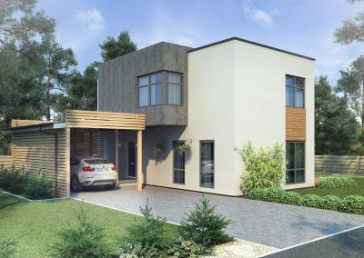 House Q-001 Entry
