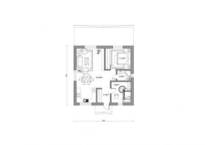 MH-004 1st. Floor