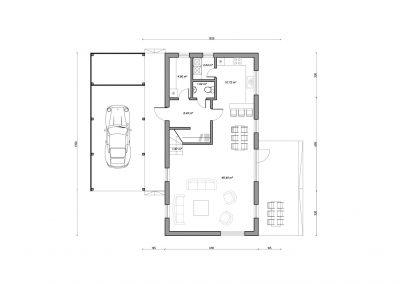 Q-001 1st. Floor