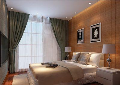 Q-006 Example bedroom