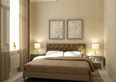 Q-007 Example bedroom