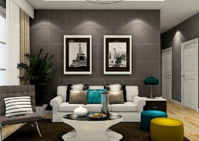 Q-007 Example livingroom