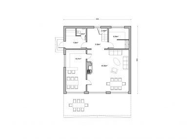 Q-009 1st. Floor