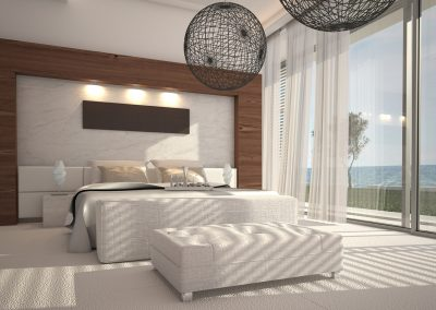 Q-011 Example bedroom