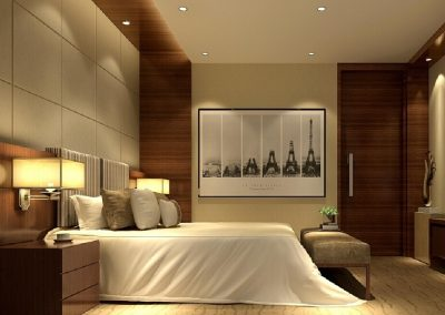Q-015 Example bedroom