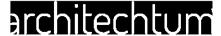 architechtum - modernių namų projektai už konkurencingą kainą